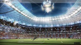 euro 2012 stadium - nowoday