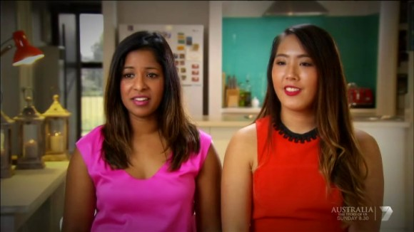 We re back to western australia tonight with workmates eva for Y kitchen rules season 8