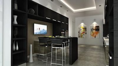 cocinas decoracion interior  diseño