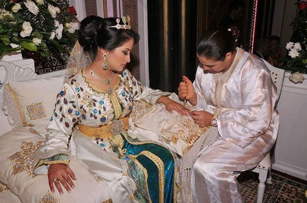 العناية ببشرة العروس ليلة الزفاف