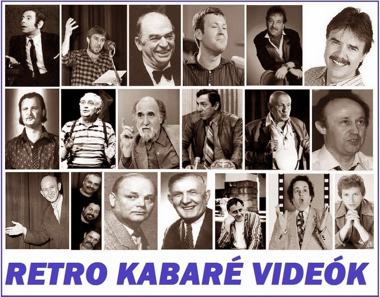 RETRO KABARÉ VIDEÓK