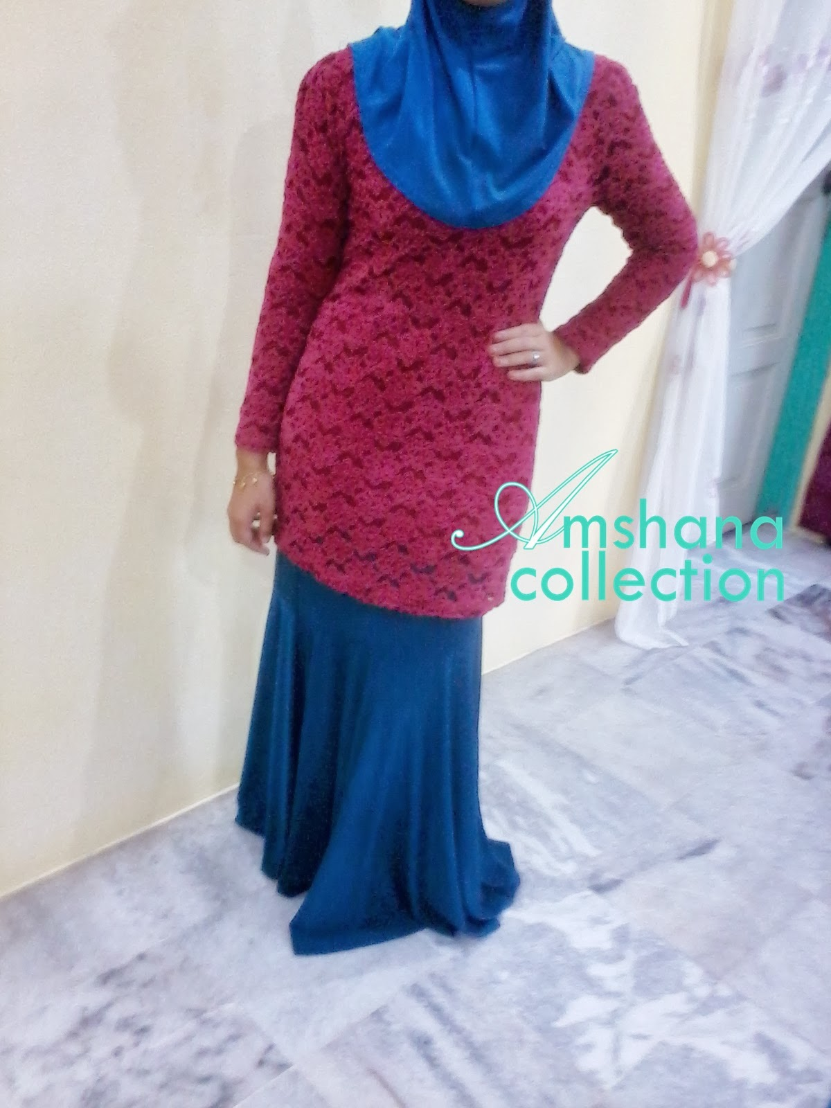 AC200 Kurung Modern Dress