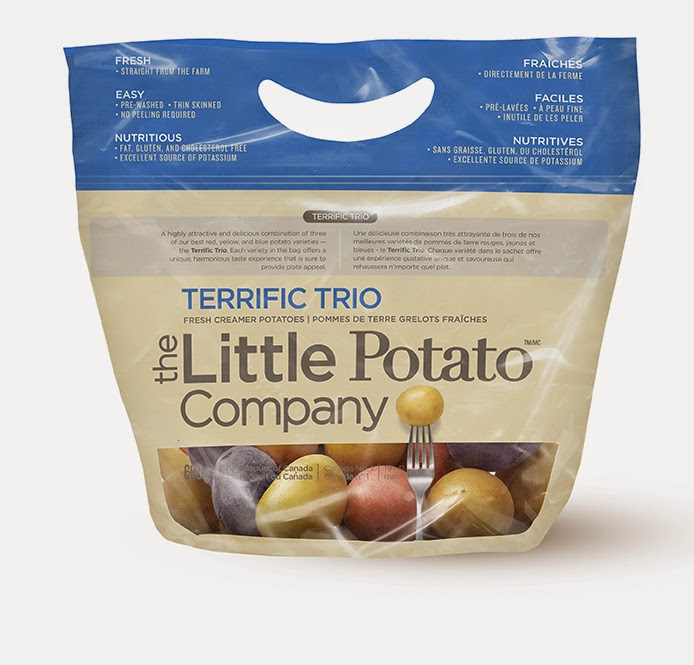 The Little Potato Company Terrific Trio