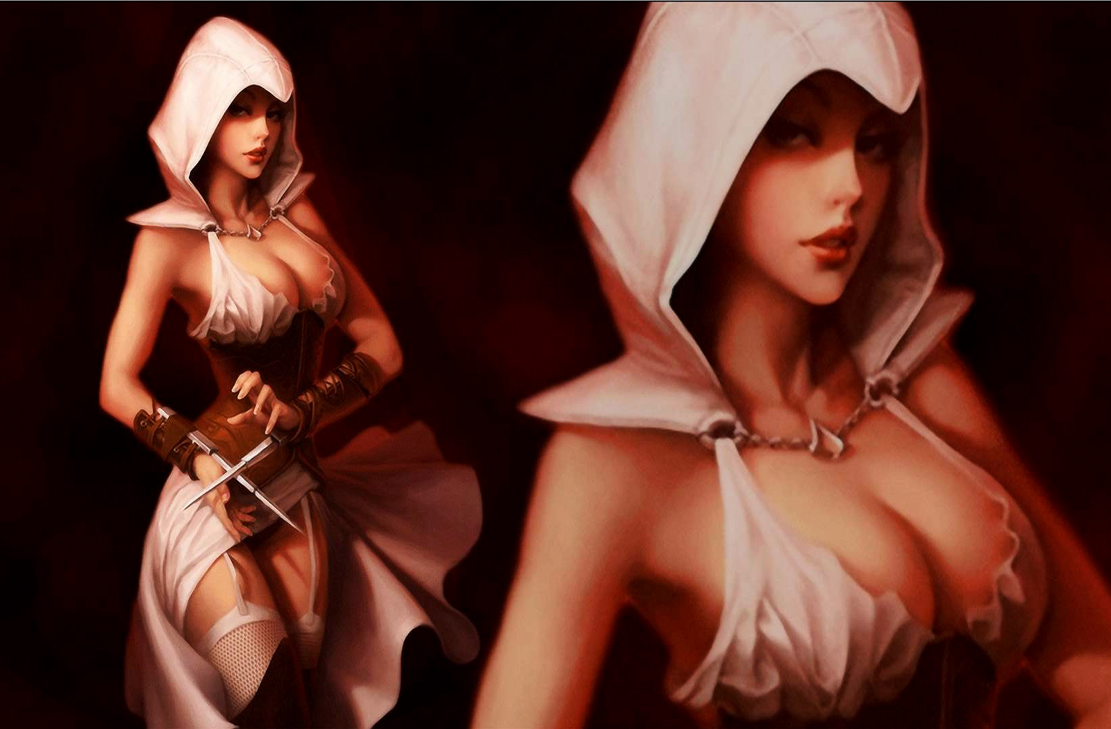 Nude mod assassin s creed brotherhood pron wild girl