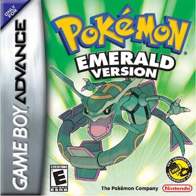 Pokemon Emerald Version [English] 1986