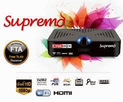 ATUALIZAÇÃO CINEBOX SUPREMO HD IPTV - 24/11/2014