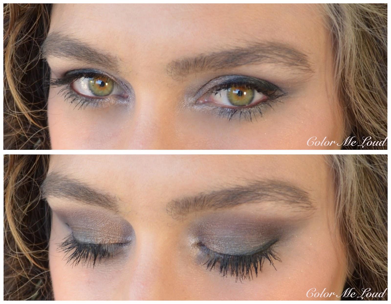 Ysl couture variation 10 color eye palette 2 tuxedo review in action ysl couture variation 10 color eye palette 2 tuxedo ccuart Gallery