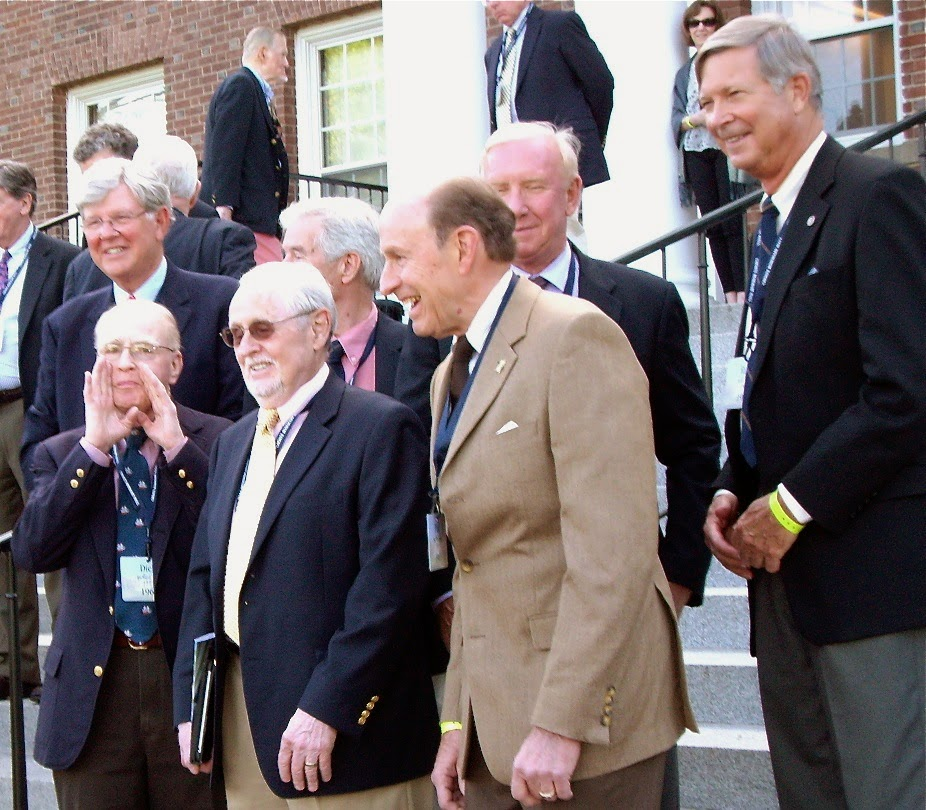 Choate '61 Reunion.