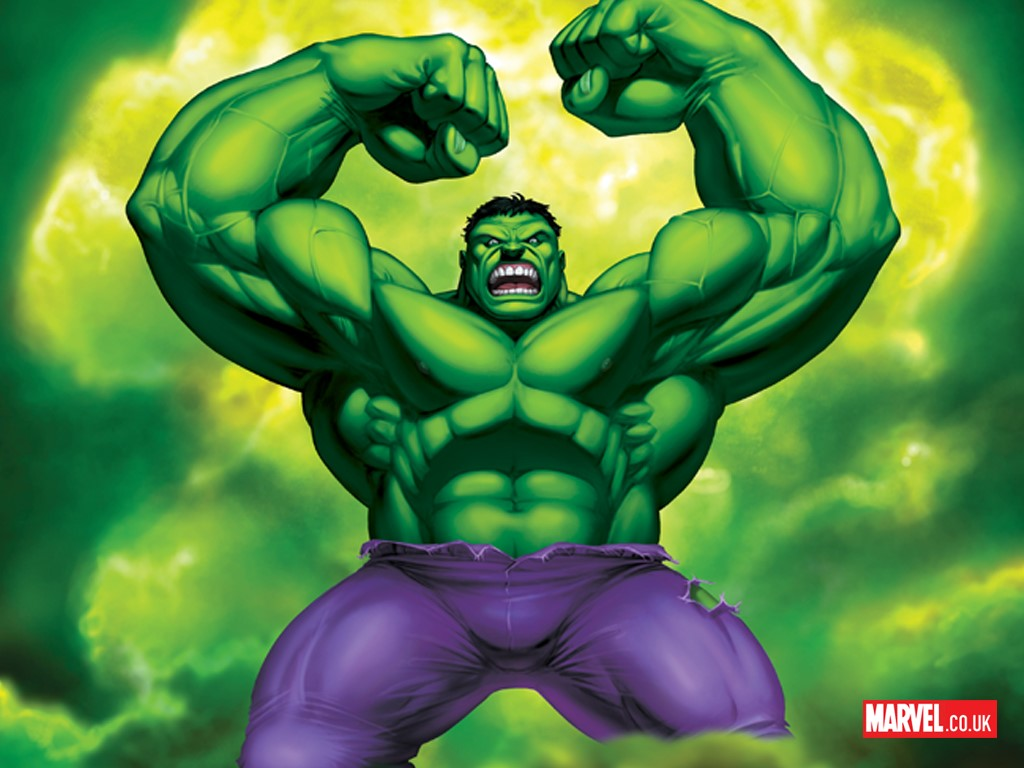 Hulk quer dizer o brasil esmaga