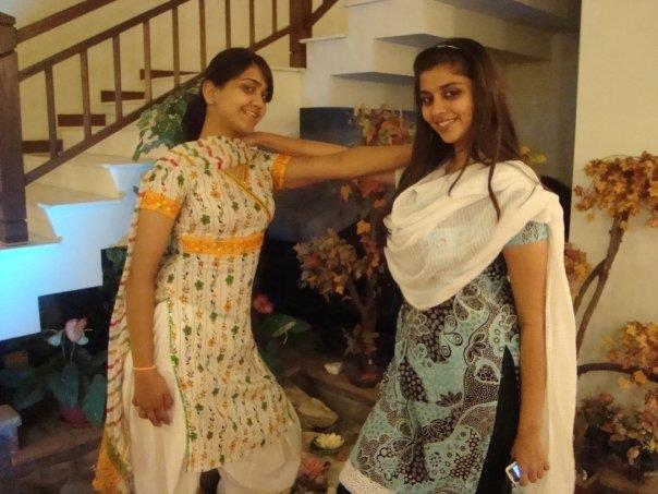 Cute And Beautiful Desi Girls Collection From Facebook