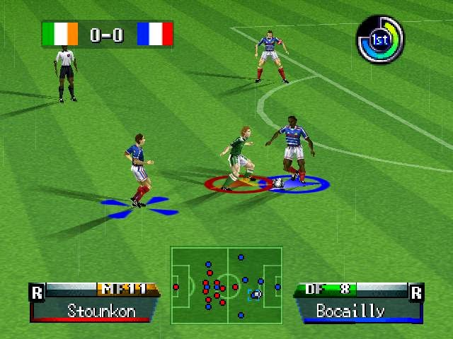 FIFA 98 Football world cup game download