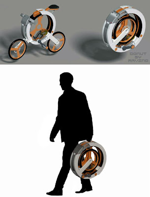 Cool Folding Bikes and Creative Folding Bike Designs (20) 3
