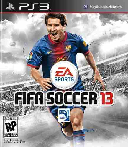 FIFA Soccer 13 PS3 (Highlight) Parte 1 - YouTube