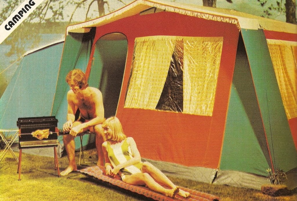 ellie amp co a compendium of 1970s camping scenes