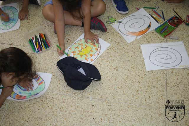 actividades infantiles papel