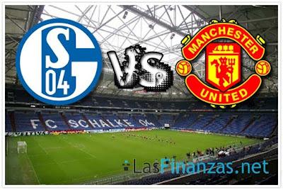 Manchester vs Schalke
