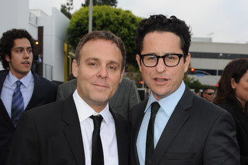 bryan burk and J.J. Abrams