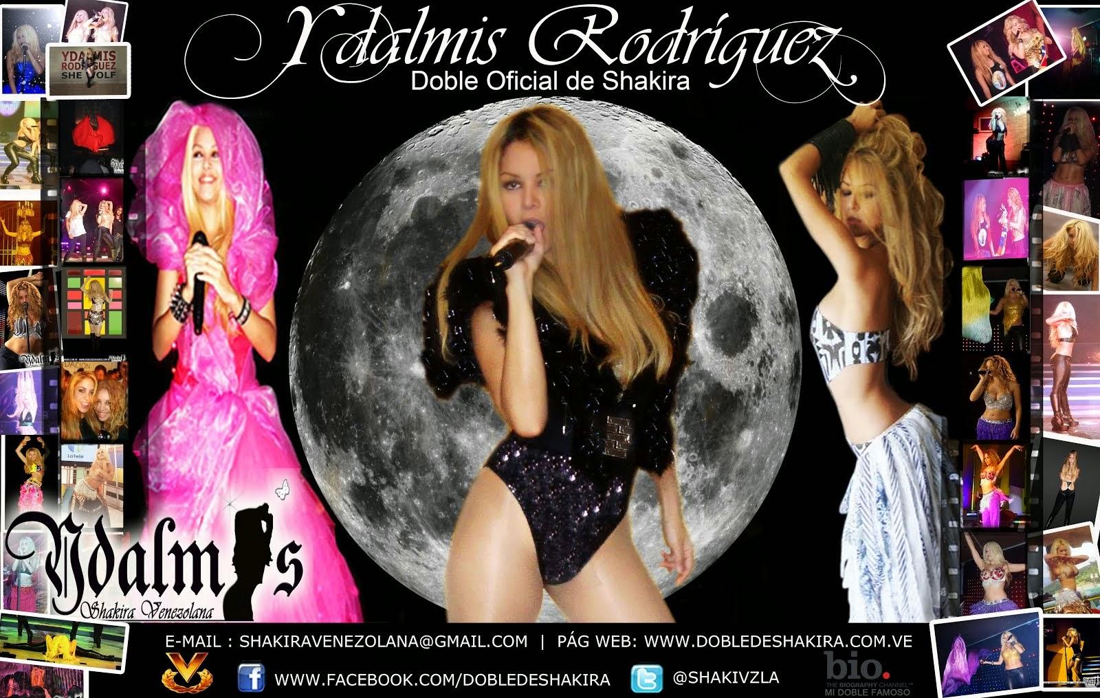 Doble de Shakira