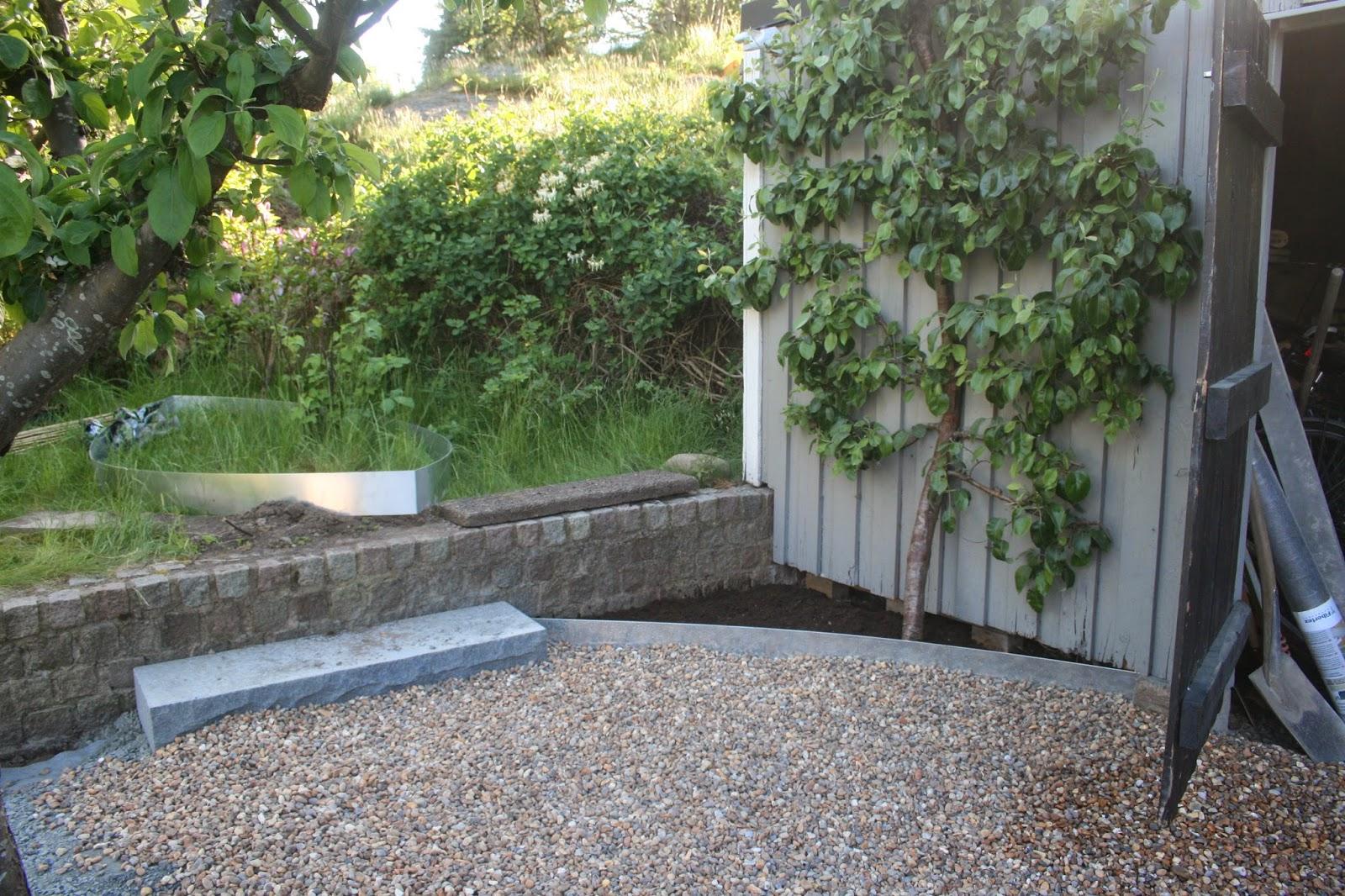 Trädgård Grus : En trädgårdsälskares betraktelser klart igen