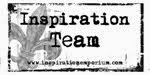 Inspiration Team Member Aug 14 to Aug 15
