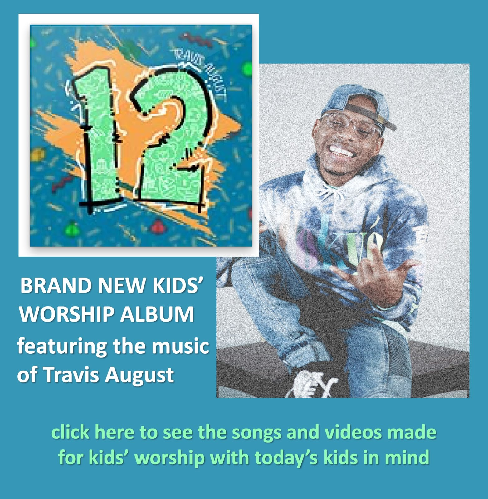 New Worship Album for Kids