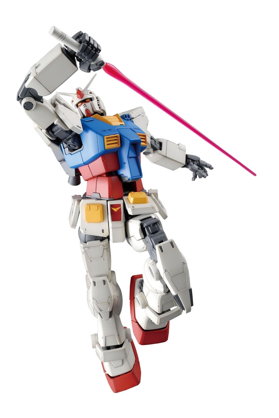 RX-78 T GUNDAM GUY: MG 1/100 RX-78-02 Gundam [Gundam THE ORIGIN] - New Images & Release Info [Updated 11/18/15]