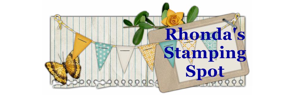Rhonda's Stamping Spot