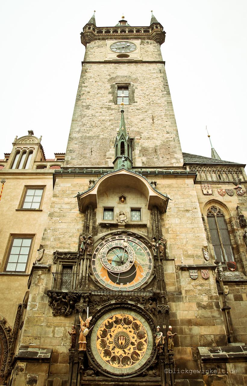 astronomische Uhr, Altstädter Rathaus, Prag