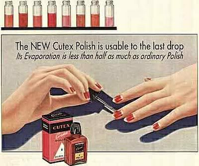 Fortunately You Could Paint The Whole Nail Too In Forties Rita Hayworth For Example Was Known Her Long Completely Painted Nails
