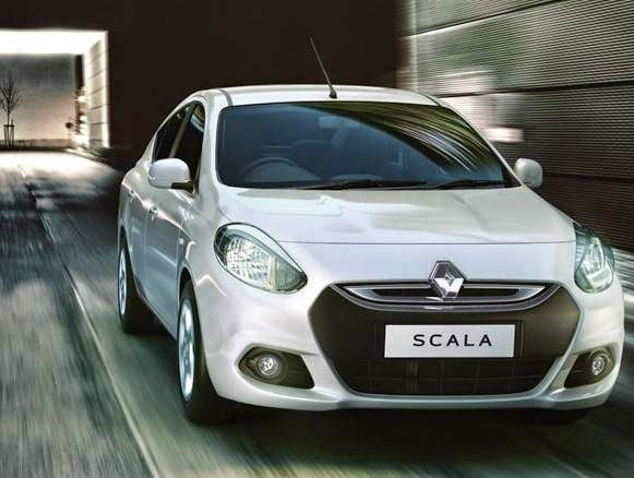 Renault Scala Front View Image