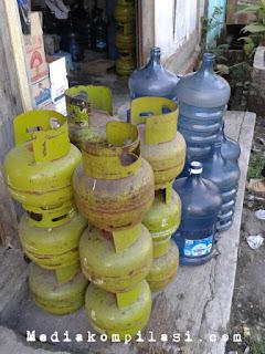 Jualan Gas Elpiji 3 Kg