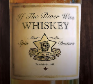 Spin Doctors new album If The River Was Whiskey