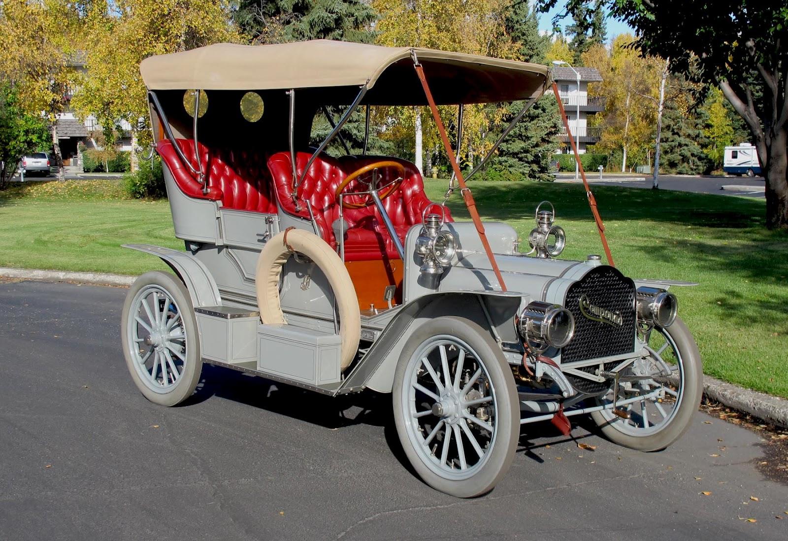 Fountainhead Antique Auto Museum: The Unusual Compound ...