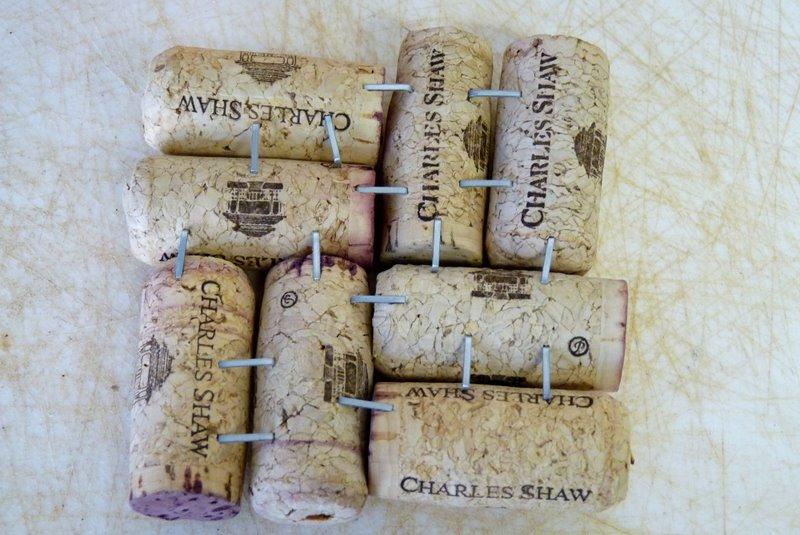 Wine cork trivets i wonder as i wander for Wine cork patterns