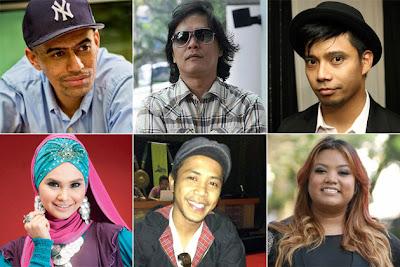 Muzikal, Komedi, Gandingkan, Peserta, RL7, Dengan, Artis, Top, artis malaysia, berita, gambar, berita terkini, hiburan, selebriti