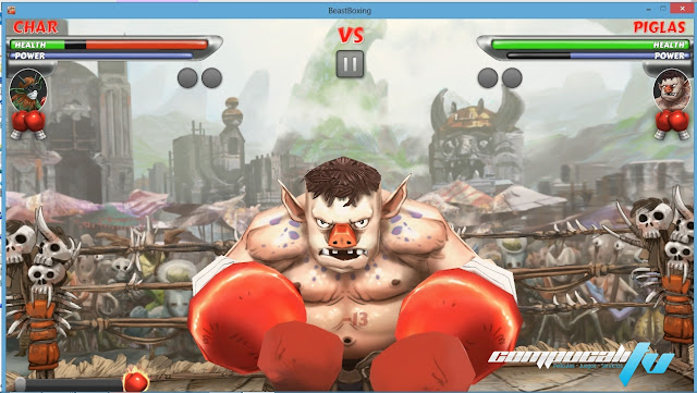 Beast Boxing Turbo PC Full Ingles 2013