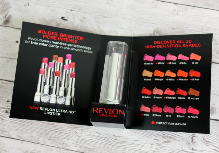 Revlon HD Lipstick