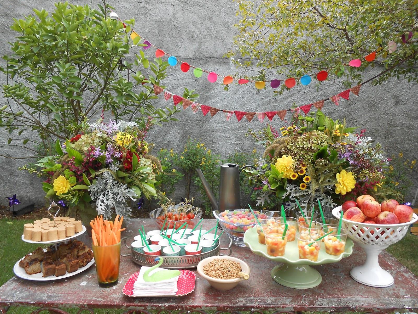 flores jardim guedala:Flor de Lis Flores: Festa Infantil