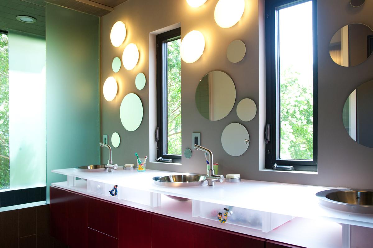 Creative Coolbathroomlightingideasandbathroomvanityideascoolbathroom