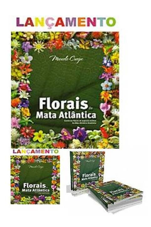 Lançamento Livro de Floral da Mata-Atântica