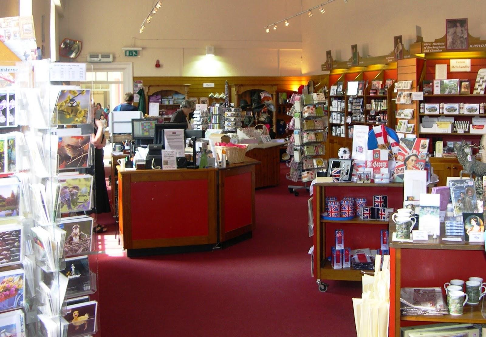 Museum retailing consultancy