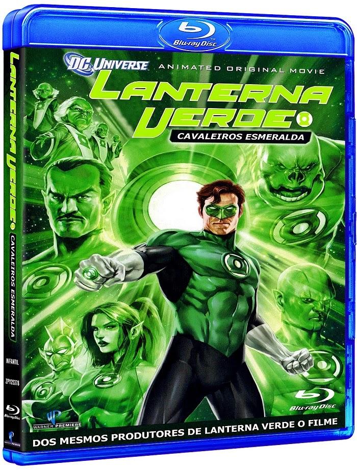 Lanterna Verde: Cavaleiros Esmeralda 720p Wolverdon Filmes