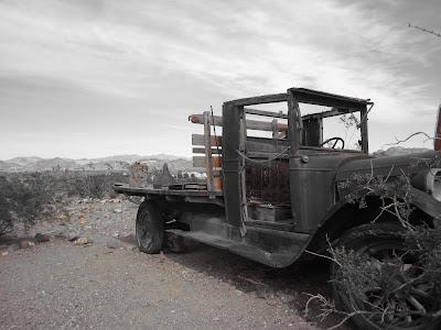 Clark County Museum - Truck