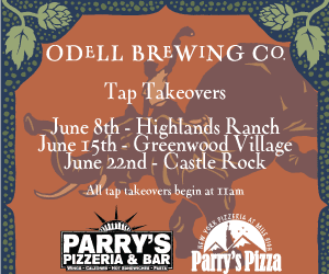Parry's Pizza & Bar - 3 Colorado Locations - Craft Beer