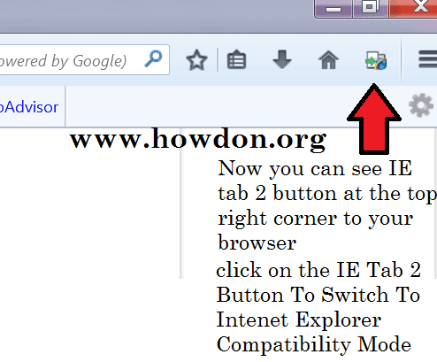 how to add another tab in ie