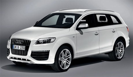 Audi Q7 2012-2013 Latest Car model MyClipta