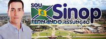 """""""VEREADOR POR SINOP-MT FERNANDO ASSUNÇÃO ( PSDB )"""