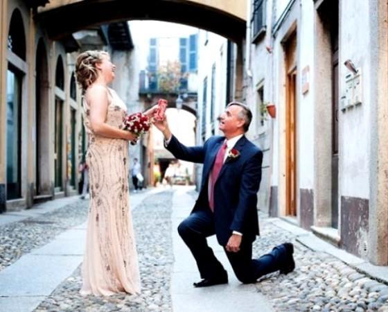 Super AMORE ROMANTICO: 25 anni di matrimonio - Nozze di Argento CO59