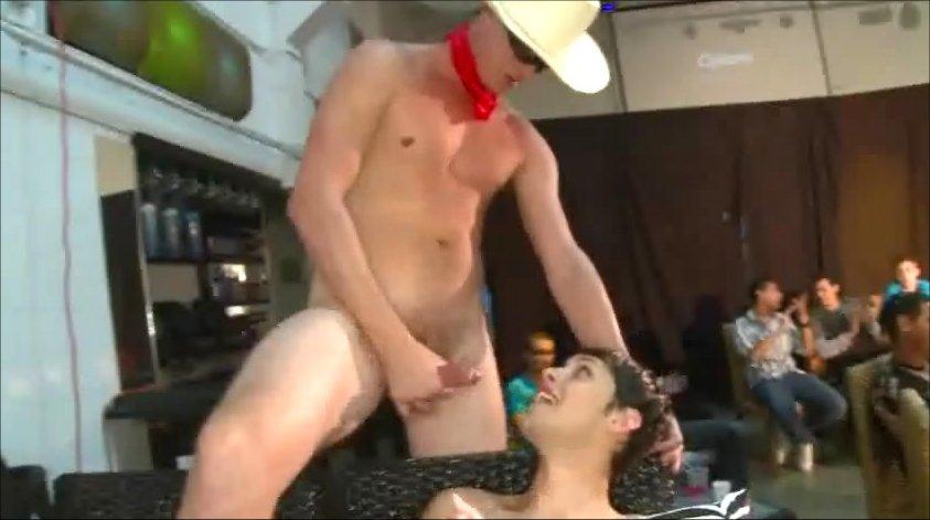 blog male stripper cums