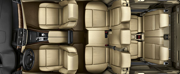 Automobile Bmw X5 Interior